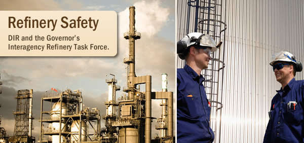 Oil Refinery Safety