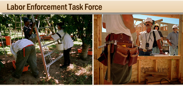Labor Enforcement Task Force