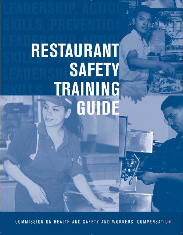 Restaurant Safety Training to Lower Workers' Compensation Costs