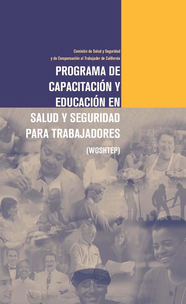 WOSHTEP folleto en español