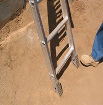 Ladder base