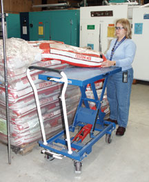 manual handling for pregnant workers