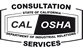 Logo for Cal/OSHA Consulation Services Branch
