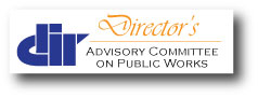 Director's Advisory Committee on Public Works - Logo