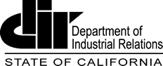 Logo for Dept of industrial relations