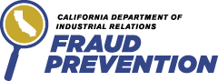 Fraud Prevention - Department of Industrial Relations